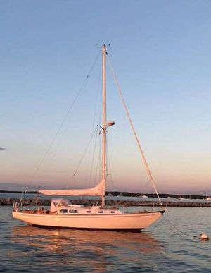 Used Lecomte Northeast 38 Antique and Classic Boat For Sale