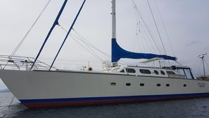 Used Alu Marine Catamaran Sailboat For Sale