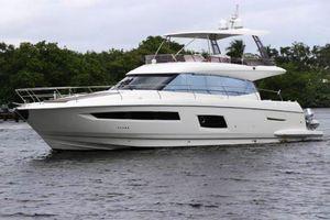 Used Jeanneau Prestige 560 Fly Bridge Motor Yacht For Sale