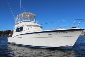 Used Hatteras 42 Convertible Motor Yacht For Sale