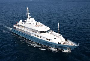 Used Abeking & Rasmussen Full Displacement Oceangoiing MY Motor Yacht For Sale