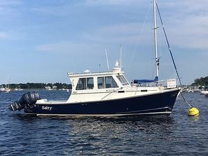 Used Eastern Islander Downeast Fishing Boat For Sale