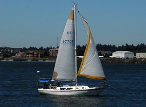 Used Cal Mark III Sloop Sailboat For Sale