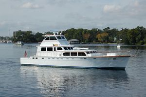 Used Huckins Sportsman Motor Yacht For Sale
