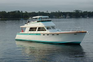 Used Huckins Sportcruiser Motor Yacht For Sale