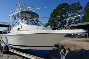 Used Cobia 260 WAC Cuddy Cabin Boat For Sale
