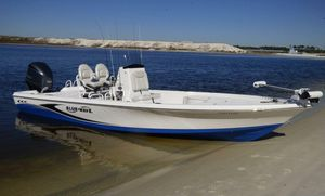Used Blue Wave Pure Bay 2400 Center Console Fishing Boat For Sale
