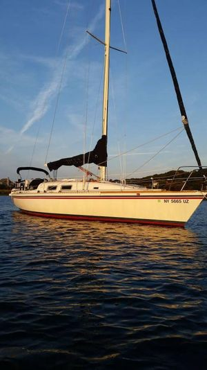 Used Morgan Nelson Marek Racer and Cruiser Sailboat For Sale