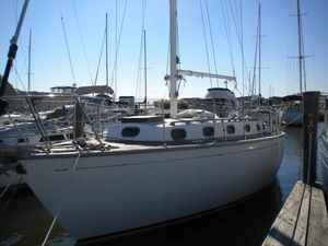 Used Classic Nantai Aft Cockpit/aft Cabin Cruiser Sailboat For Sale
