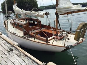 Used Nielsen Yawl Sailboat For Sale