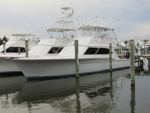 Used Buddy Davis Custom Carolina 52 Sports Fishing Boat For Sale