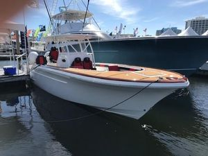 New Buddy Davis Center Console Fishing Boat For Sale