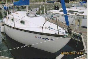 Used Cape Dory 27 Cruiser Sailboat For Sale