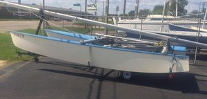 Used Prindle 18 Catamaran Daysailer Sailboat For Sale