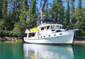 Used Krogen 48 North Sea Trawler Boat For Sale