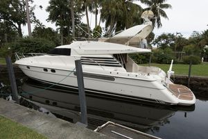 Used Fairline Squadron 59 Motor Yacht For Sale