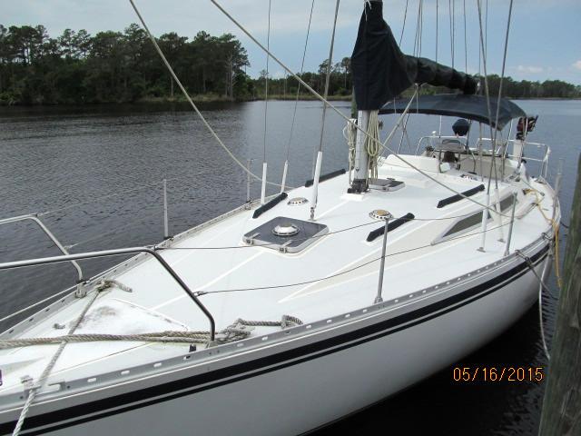Used Moody 34 Sloop Sailboat For Sale