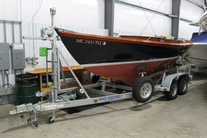 Used Classic Boat Shop Pisces 21 Daysailer Sailboat For Sale