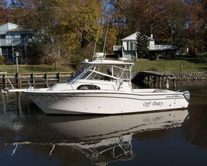 Used Grady-White 300 Marlin Center Console Fishing Boat For Sale