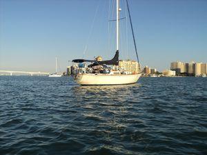 Used C&c 38 Landfall Cruiser Sailboat For Sale