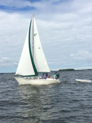 Used Lippincott 30 Sloop Sailboat For Sale