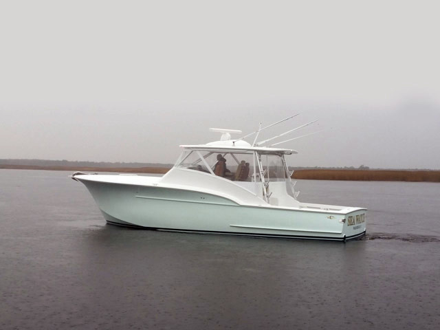 New Jersey Cape 40 Express Sports Fishing Boat For Sale