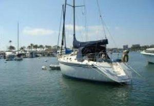 Used Hunter Legend 35 Cruiser Sailboat For Sale
