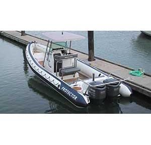 Used Protector 28 Center Console Center Console Fishing Boat For Sale