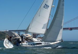 Used Beneteau America 46 Cruiser Sailboat For Sale