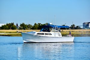 Used Fortier 30 Commercial Boat For Sale