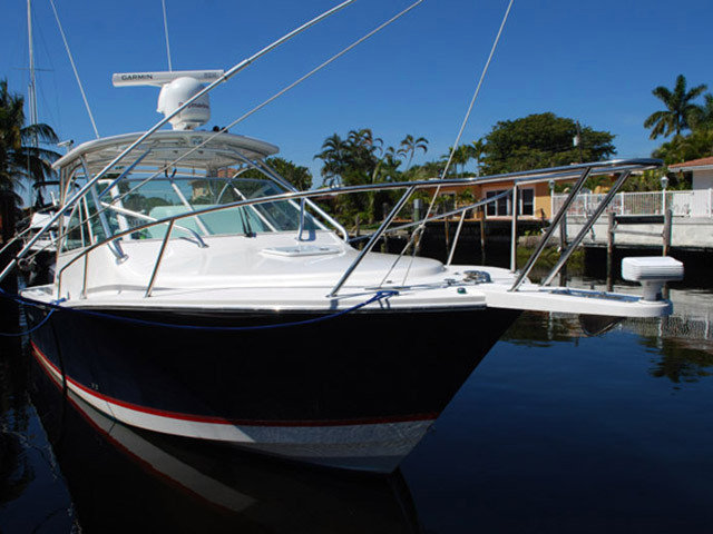 Used Regulator Express Sports Fishing Boat For Sale