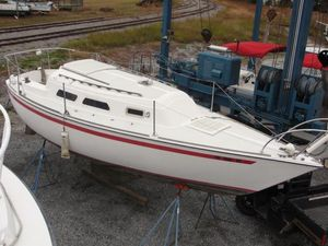 Used O'day Sailboat 28 High Performance Boat For Sale