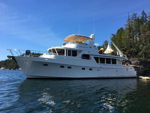 Used Ocean Alexander 70 Classico LRC Motor Yacht For Sale