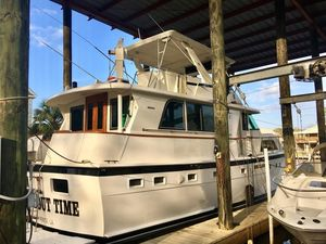 Used Hatteras Hardtop Extended Deck MY Motor Yacht For Sale