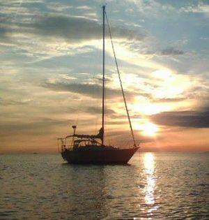 Used C&c 34 Sailboat Racer and Cruiser Sailboat For Sale
