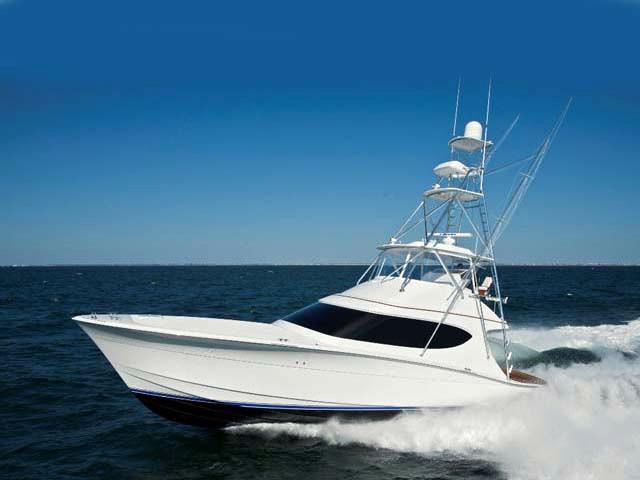 New Hatteras GT 54 Sports Fishing Boat For Sale