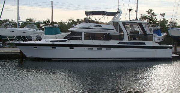 Used Hi-Star Cockpit Motor Yacht Motor Yacht For Sale