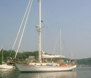 Used Shannon Cutter (hull #4) Cutter Sailboat For Sale