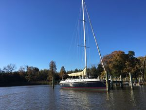 Used Beneteau Oceanis Sloop Sailboat For Sale