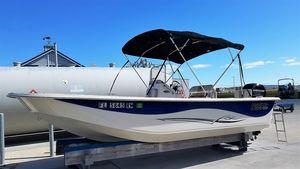 Used Carolina Skiff 218 DLV Commercial Boat For Sale