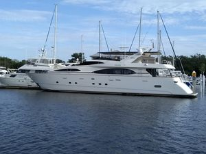 Used Azimut 100 Jumbo Flybridge Boat For Sale