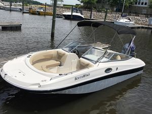 Used Southwind 212 SD Cruiser Boat For Sale