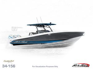 New Nor-Tech 340 Sport Center Console Fishing Boat For Sale