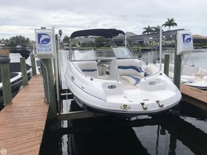 Used Vectra 2572 Deck Boat For Sale