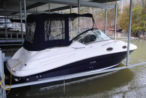 Used Sea Ray 240 Sundancer - Brand New Engine! Express Cruiser Boat For Sale