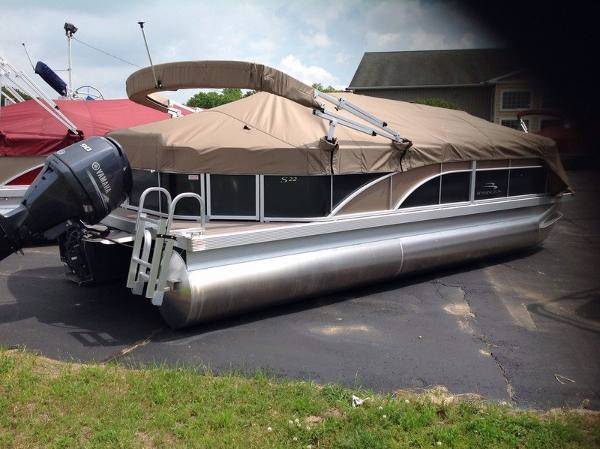 New Bennington 22 SLX Pontoon Boat For Sale