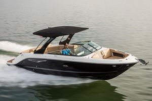 New Sea Ray SLX 280 Bowrider Boat For Sale