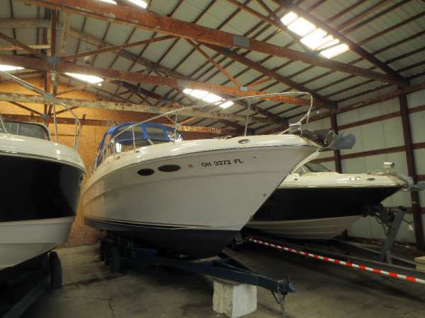 Used Sea Ray 340 SD Cruiser Boat For Sale