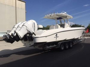 Used Statement 38 Fish Edition Center Console Fishing Boat For Sale