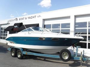 Used Sea Ray 230 Overnighter Signature Select High Performance Boat For Sale
